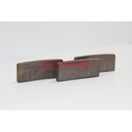 Segmenty do granitu fi 400 40x15 ZD800
