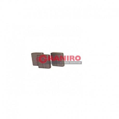 Segmenty do granitu fi 800 20x20 ZD800