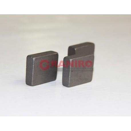 Segmenty do granitu fi 2200 24x20 ZDA02/AN