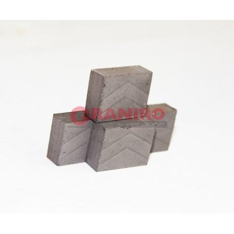 Segmenty do granitu fi 1200 26x20 ZD800