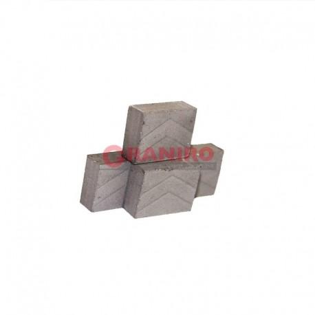 Segmenty do granitu fi 2200 Q6 26x20